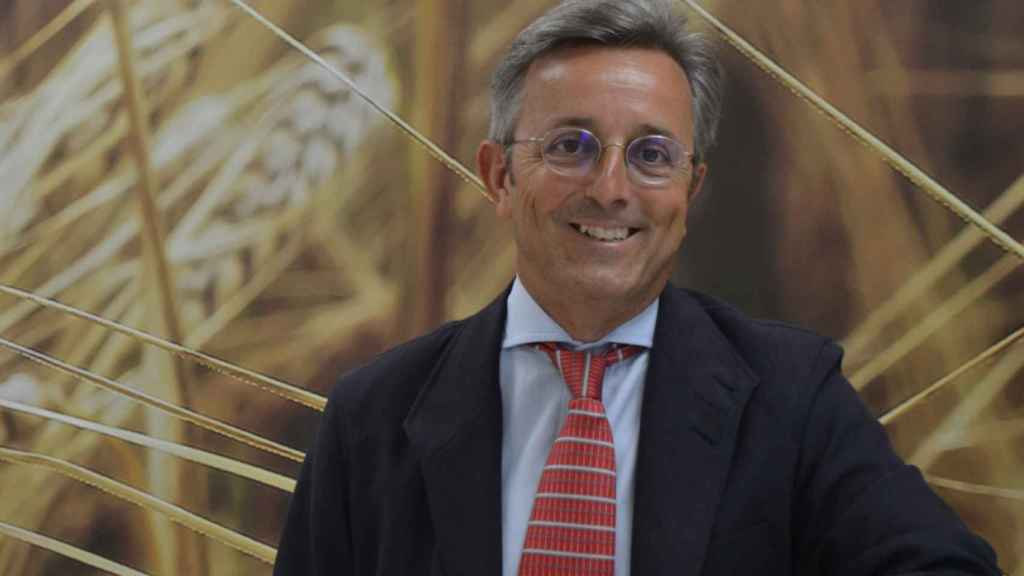 Carlos Álvarez, director general de Intermalta