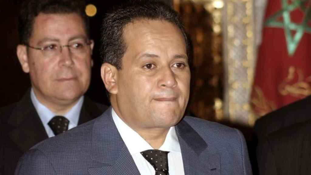 Yassine Mansouri, hombre del rey.