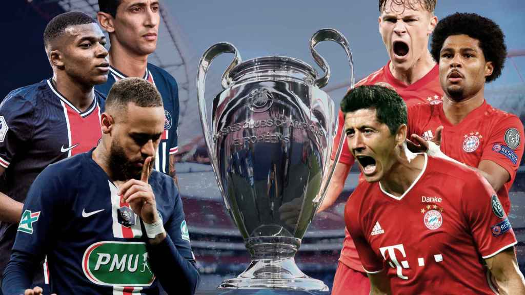 Previa PSG - Bayern Múnich