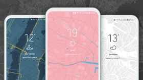 La app de wallpapers más elegante está gratis por tiempo limitado: Cartogram
