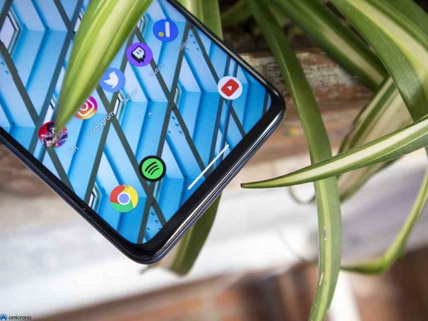 El software ha lastrado a este Motorola Moto G 5G.