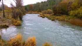 El río Júcar, en una imagen de archivo
