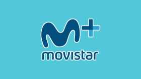 Logo de Movistar+.