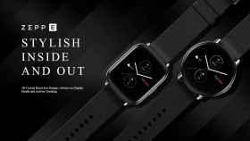 Nuevo Amazfit Zepp E: un smartwatch con pantalla circular o rectangular