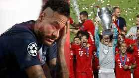 El troleo del Bayern Munich a Neymar con Maluma de protagonista