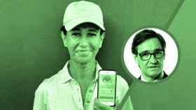 La 'V' de los contagios y la app de las empresas para septiembre