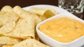 Receta de salsa de queso cheddar casera