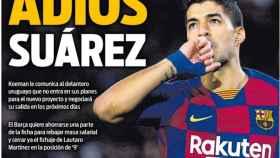 Portada Sport (25/08/20)
