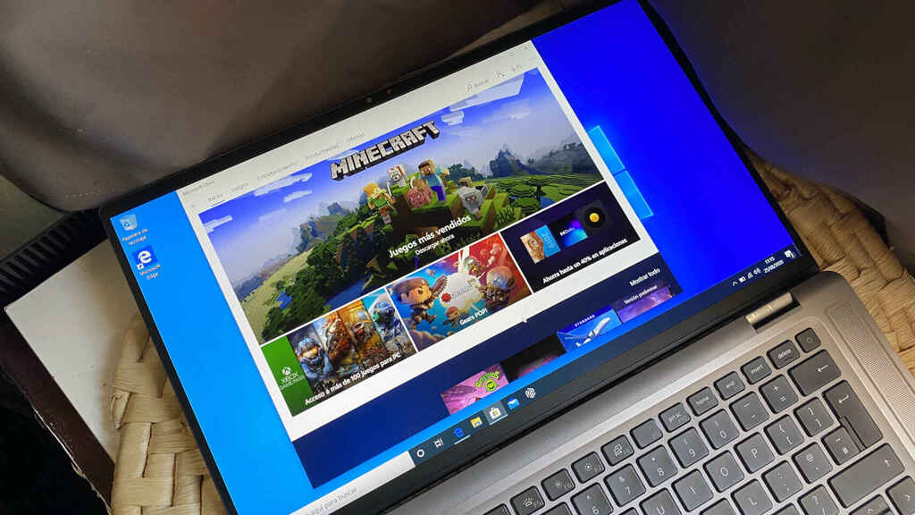 La pantalla del Dell Latitude 9510 es muy buena