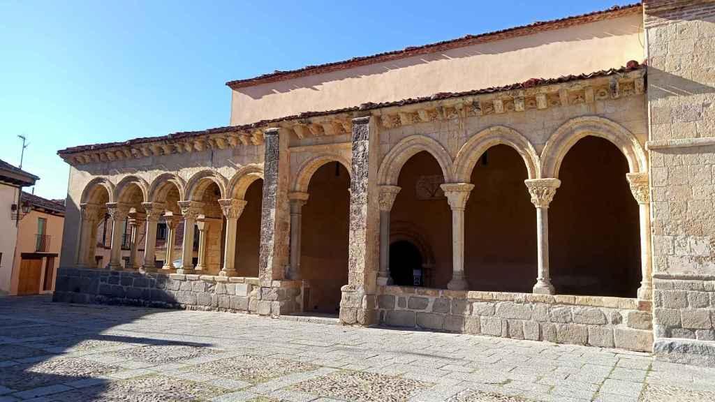 Iglesia de San Lorenzo, foto tomada con un Realme C11