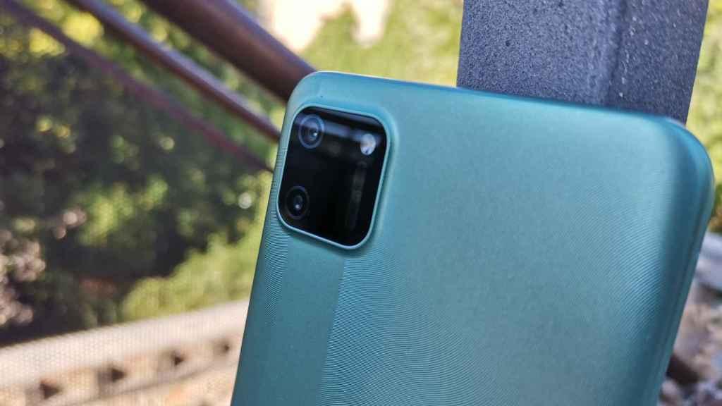 Módulo de cámaras del Realme C11