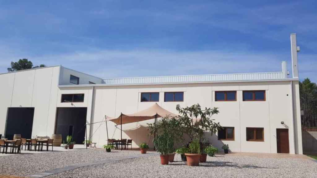 Bodega Territorio Luthier en Aranda de Duero.