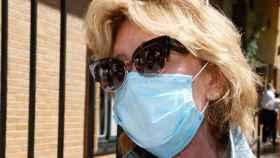 Mila Ximénez está luchando contra un cáncer de pulmón.