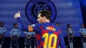 Un retiro de oro en Nueva York: la clave del City de Guardiola para fichar a Messi por cinco años