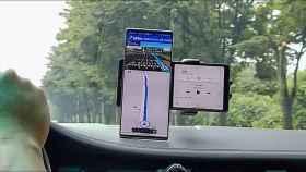El móvil con pantalla giratoria de LG filtrado en vídeo