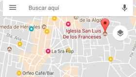 Google Maps se actualiza mejorando las listas de lugares
