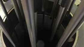 La boca de un reactor con las membranas de H2SITE.
