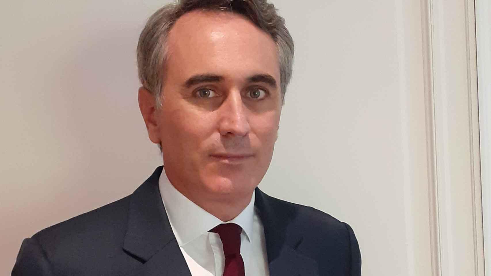 Bertrand de Cominges, gestor de alternativos ilíquidos en Santander AM.