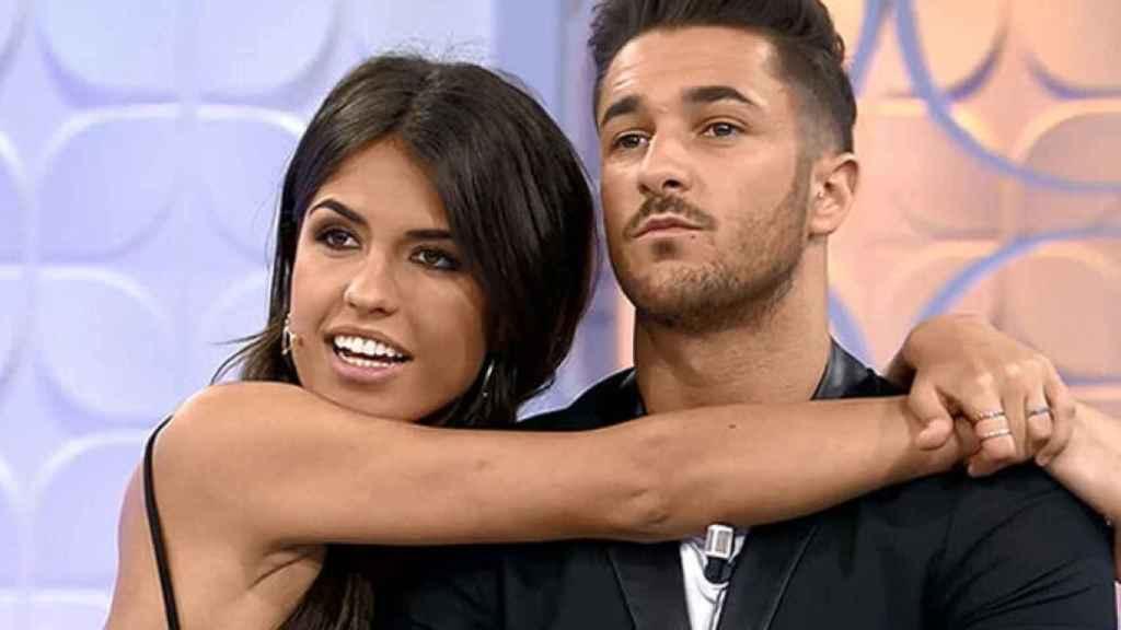 Hugo Paz y Sofía Suescun mantuvieron una tórrida relación que acabó tras la infidelidad del 'viceverso'.