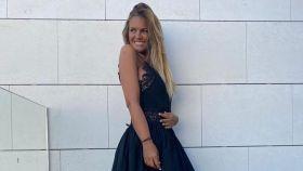 Marta López, en una imagen de su Instagram.