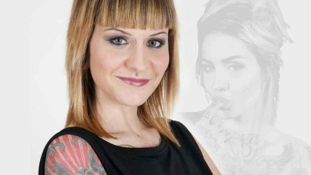 Ariadna Cross en su foto de presentación de 'GH 12+1'.