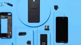 A este móvil le puedes cambiar las cámaras y la carcasa