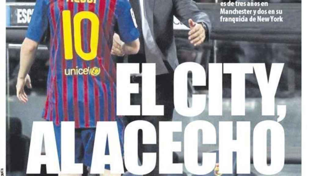 Portada Mundo Deportivo (27/08/20)