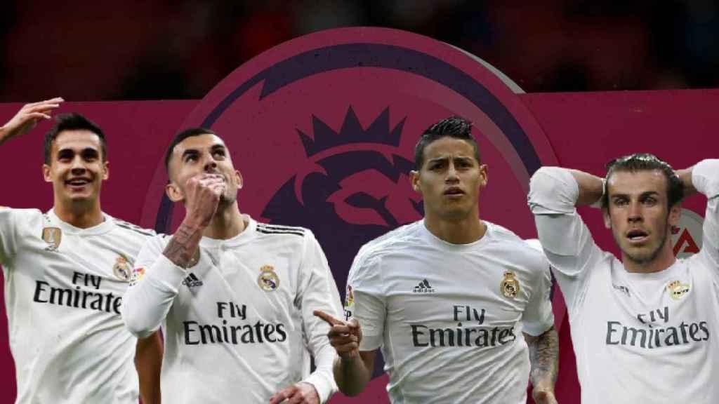 La Premier, clave para las ventas del Real Madrid: los nombres de la lista de traspasos