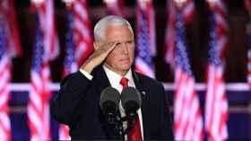 El vicepresidente de EEUU, Mike Pence. Efe