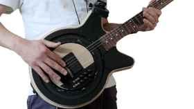 Circle Guitar.