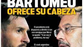 Portada de Sport 28-08-2020