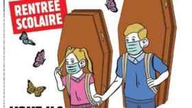 Portada de 'Charlie Hebdo'