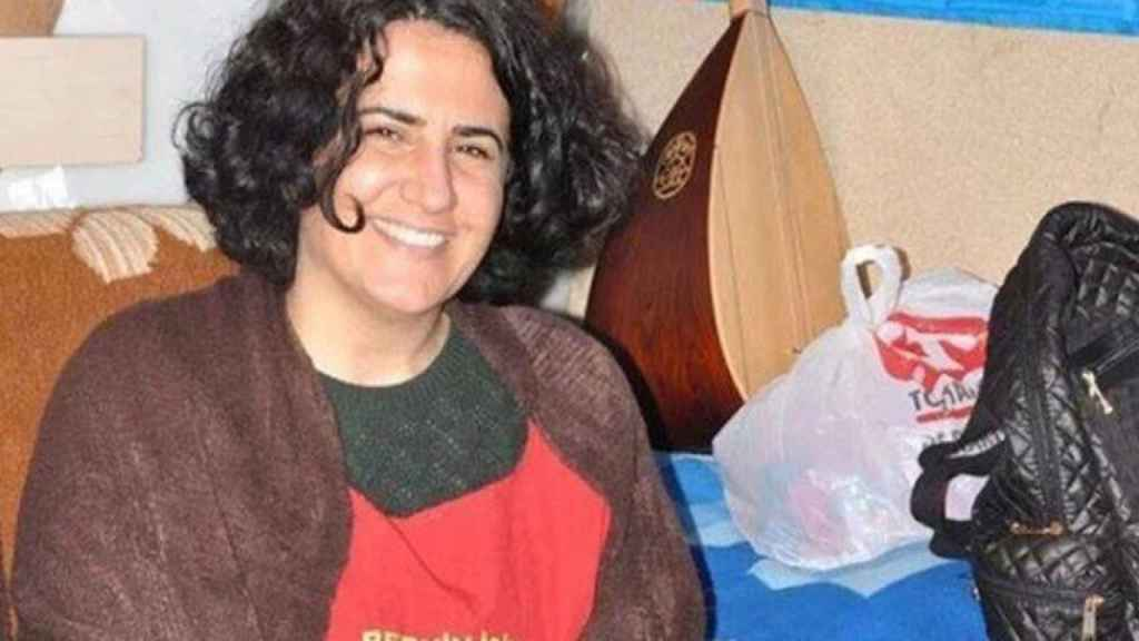 La abogada turca encarcelada Ebru Timtik.