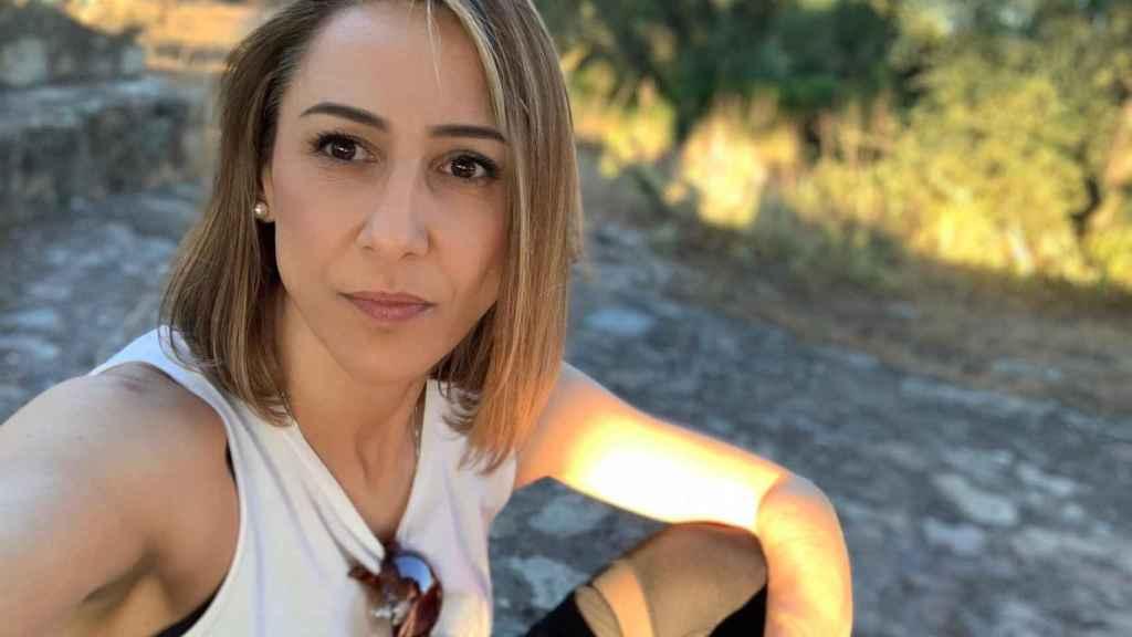 María Espinosa, madre negacionista de la pandemia de la Covid-19.