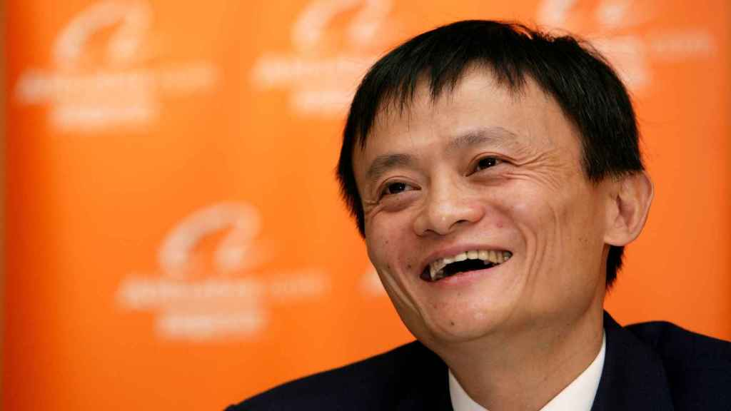 Jack Ma.