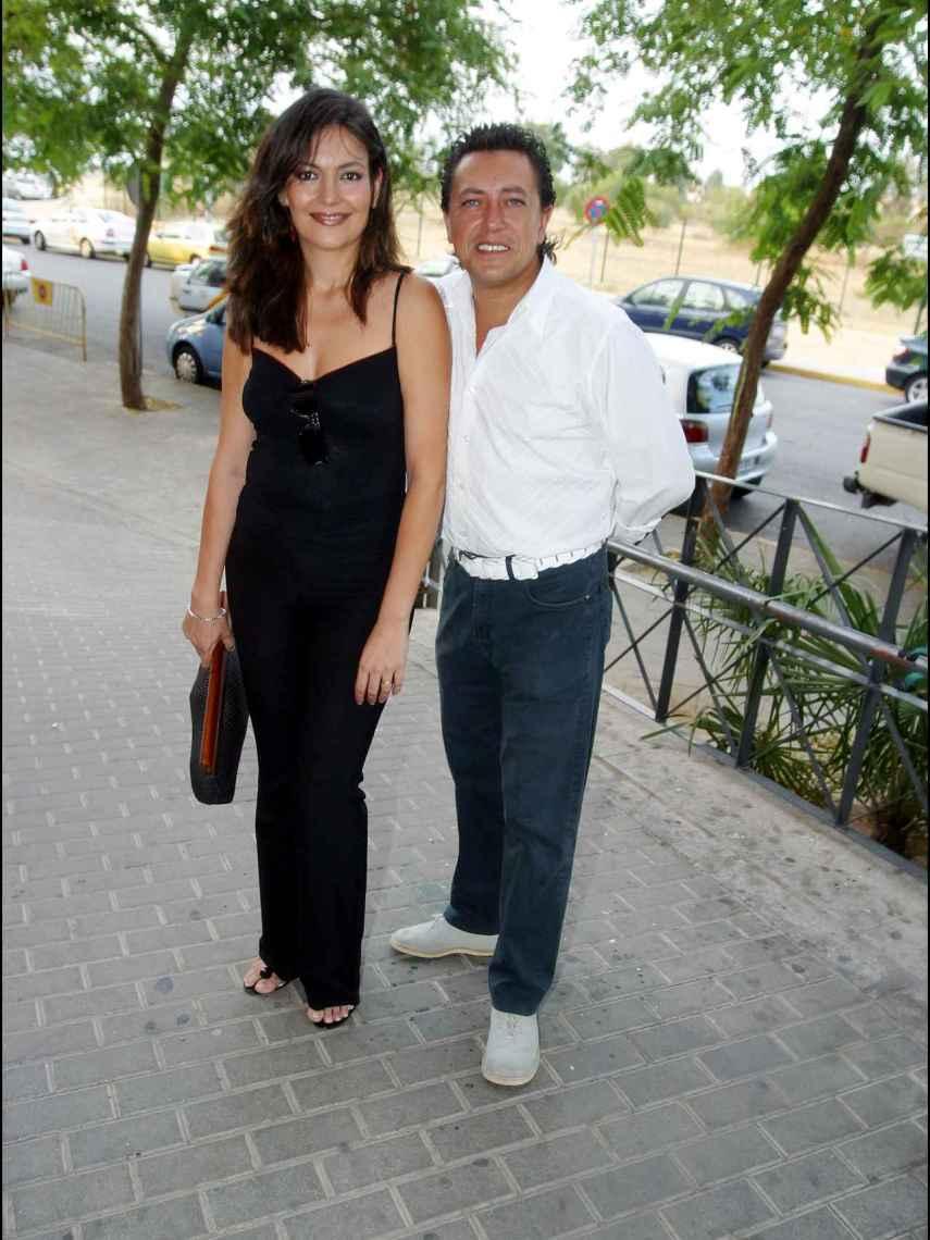 Lely Céspedes y Ernesto Neyra, en una imagen de archivo.