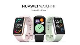 Nuevo Huawei Watch Fit: el smartwatch de Huawei con pantalla alargada