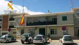 FOTO: Guardia Civil Almansa.