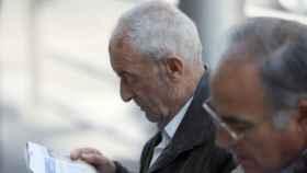 Pensionistas en una imagen de archivo.