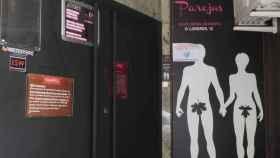 El Edén es uno de los clubs de swingers que continúan abiertos en el centro de Madrid