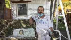 Alfredo Hernández, el último que vio a Blanca y que fue sospechoso durante unas horas.