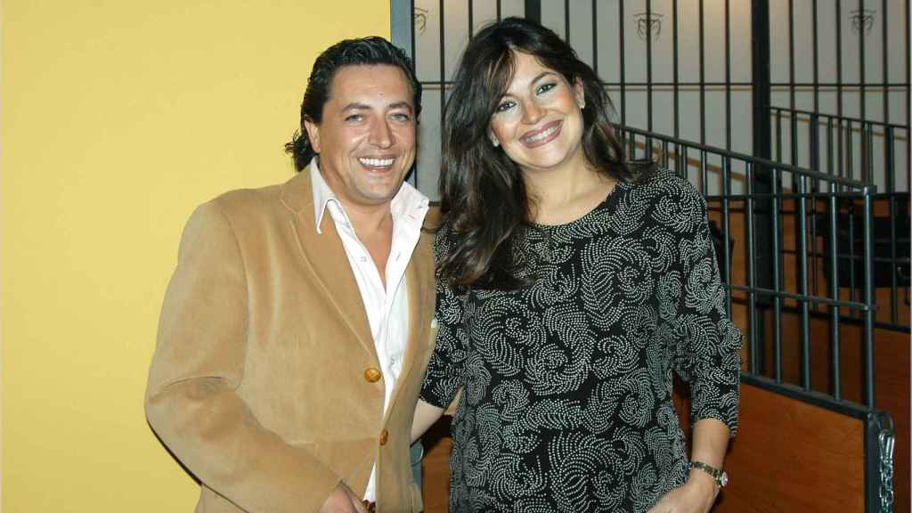 Ernesto Neyra y Lely Céspedes, en 2004.
