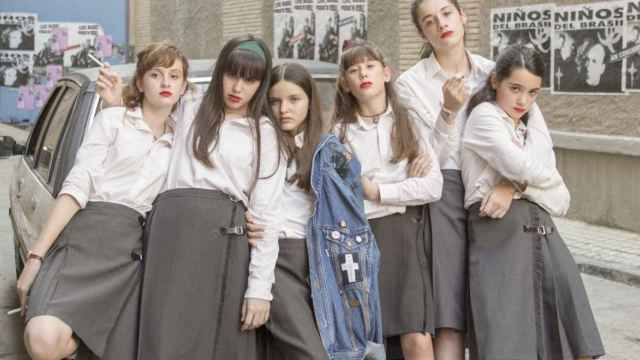 'Las niñas', de Pilar Palomero.