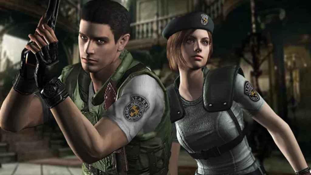 Imagen del videojuego 'Resident Evil'.