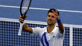 Djokovic, tras ganar a Roberto Bautista
