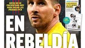 La portada del diario MARCA (30/08/2020)
