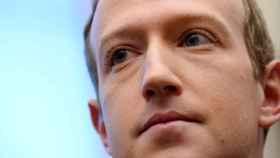 Mark Zuckerberg, testificando en Washington ante reguladores y legisladores
