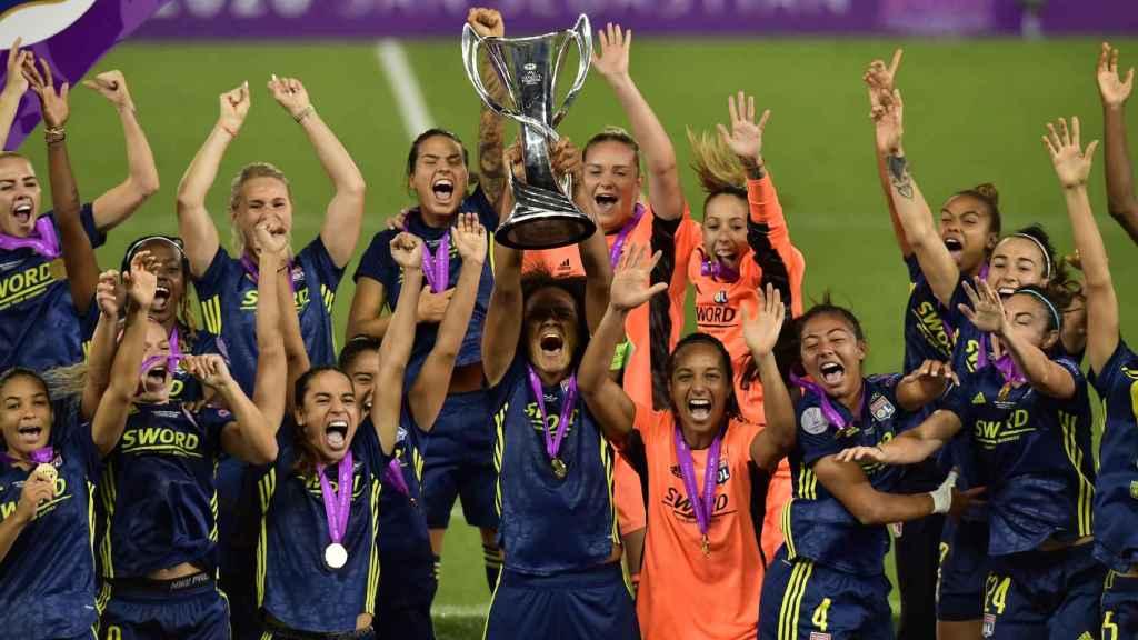 El Olympique de Lyon levanta la Women's Champions League 2019/2020
