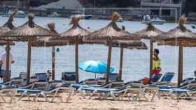 Las playas de Mallorca se van quedando vacías