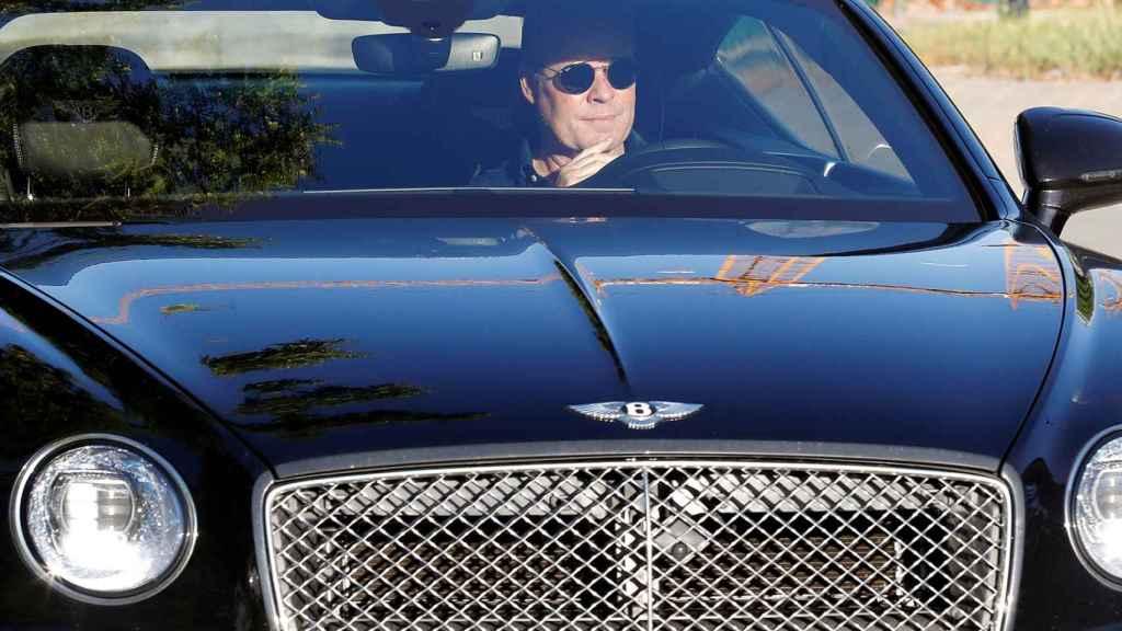 Así es el Bentley Continental GT de Ronald Koeman.
